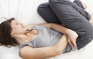 Mujer-dolor-menstrual