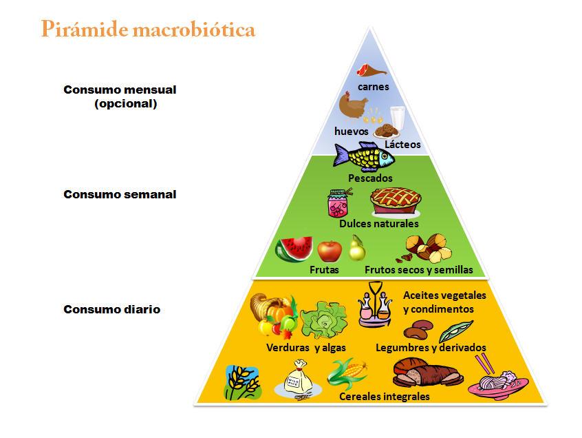 piramide macrobiotica
