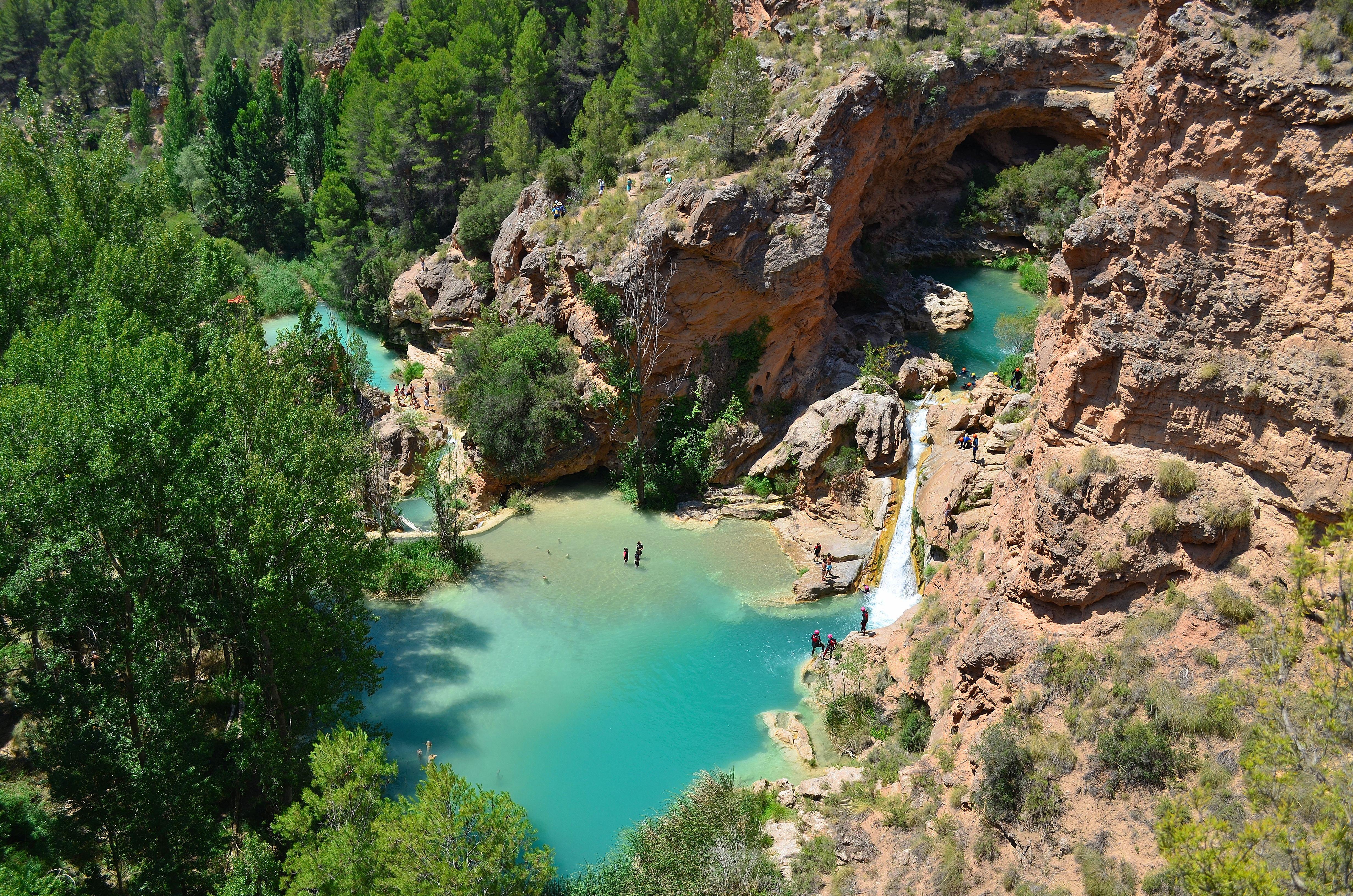 Top 10 piscinas naturales de agua dulce y salada ecolobox for Piscinas naturales rio malo